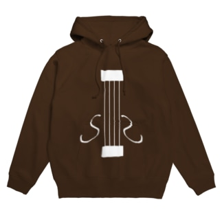 violin 2 Hoodies