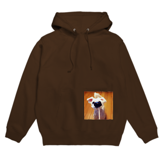 akaneRの犬 Hoodies