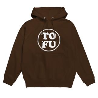 「TOFU」金熊先輩モデル Hoodies