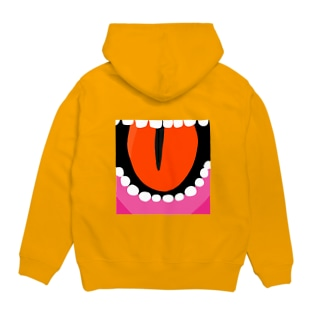 Mouth opened  Hoodies
