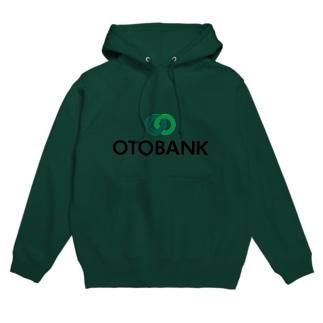 OTOBANKのグッズ@original フーディ