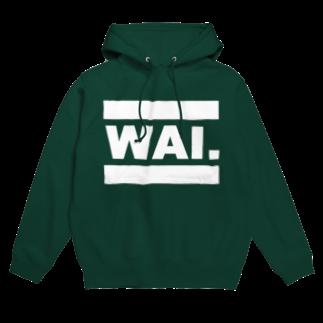 WAIパーカー フーディ