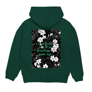 Stella-starのI need plenty of rest in case tomorrow is a great day... Hoodies