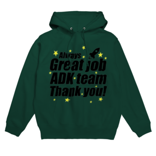 MacciのGreat ADK team! Hoodies