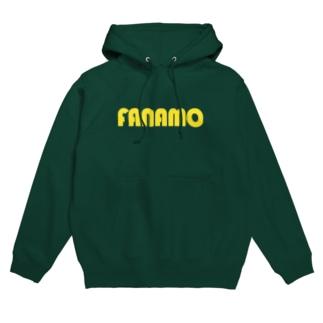 ファナモ Hoodies