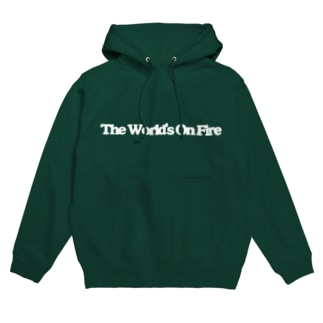 The World's On Fire パーカー Hoodies