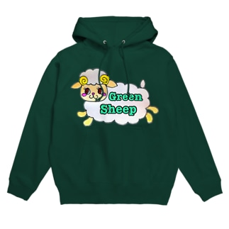 GreenSheep🐑💚 Hoodies