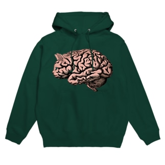 Brain Hoodies