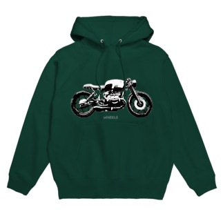 R80 CafeRacer Hoodie