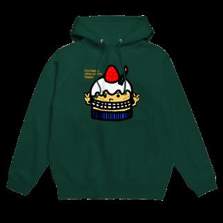 オリジナルTシャツ♪innocence:iのプレゼントケーキ Hoodies