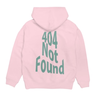 "404 Not Found ""Wave"" Hoodies"