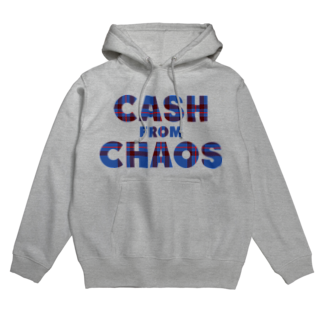 ShineのCASH FROM CHAOS フーディ