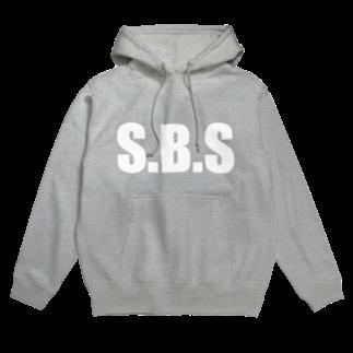 sbs0419の【ステバイ】パーカー S.B.Sフーディ