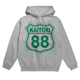 k-lab(ケイラボ)のKAITORI 88 (G)フーディ