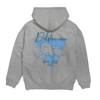 DOLPHIN MORE Hoodies