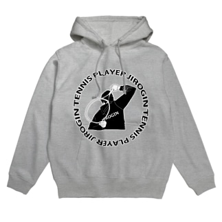 TENNIS PLAYER JIROGIN Hoodies