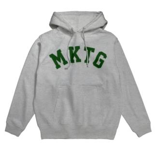 MKTG(緑) Hoodies