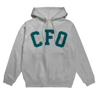 CFO(ビリジアン) Hoodies