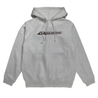 QUAK INDUSTRIES アパレル Hoodies