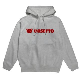 Orsetto Hoodies