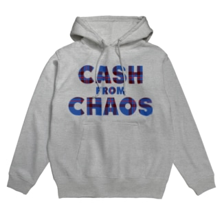 CASH FROM CHAOS Hoodies