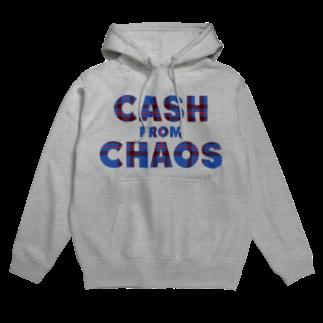 ShineのCASH FROM CHAOS Hoodies