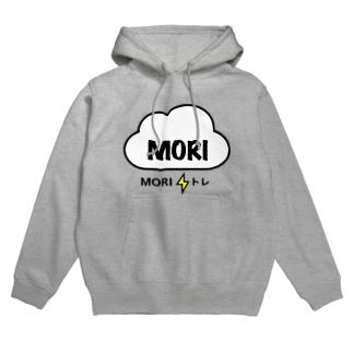 MORIトレ Hoodies