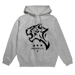 JENCO TIGER Hoodies