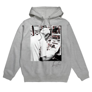 Newspaper/holga Hoodies