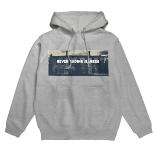 NEVER ENDING ILLNESS HOODIE Hoodies