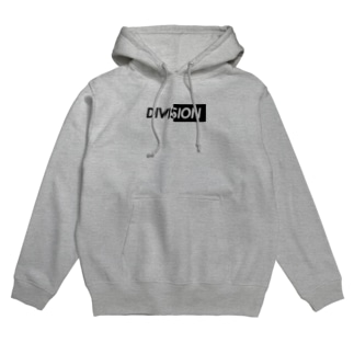DIVISION_SP_BLACK Hoodies