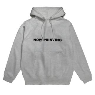 NOW PRINTING Hoodies