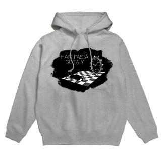 FANTASIA~黒猫と時計~ フーディ