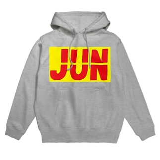 JUN  グッズ 4 Hoodies