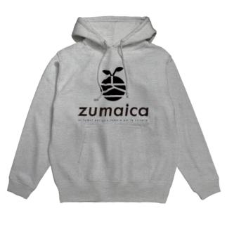 zumaica Black スペイン語 Hoodies