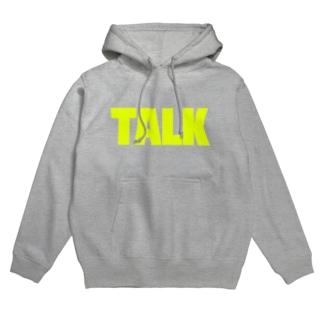 TALK Hoodies