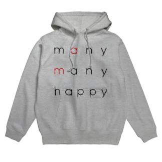 many many happy Hoodies