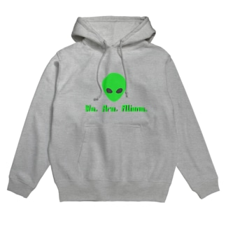 Alien圖 Hoodies