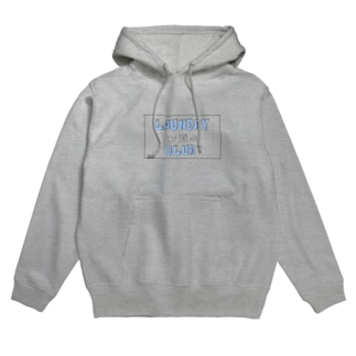 laundry club 2 Hoodies