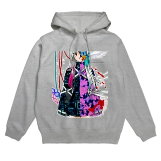 Restraint A&B Hoodies
