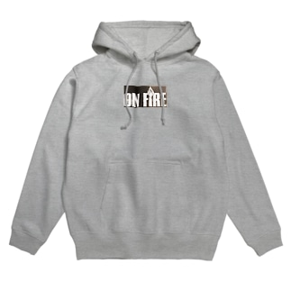 ON FIRE! Hoodies
