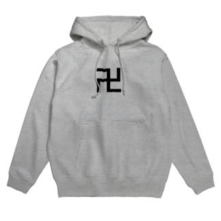 卍 Hoodies