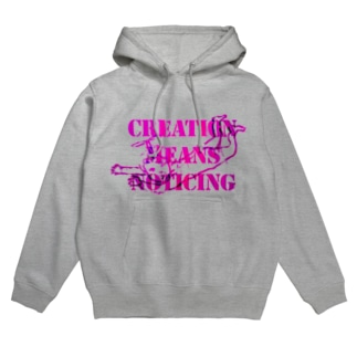 Angel message ~ Creative means... Hoodies