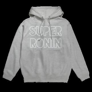 Super RONINのSuperRONIN Hoodies
