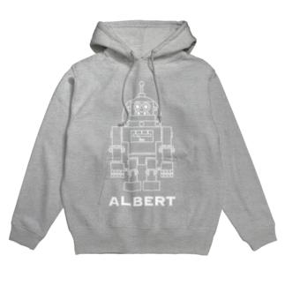 ALBERT Ⅱ Hoodies