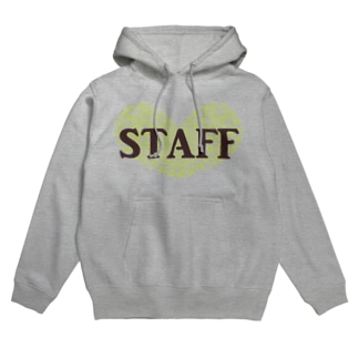 Staff(グリーン) Hoodies