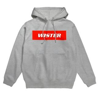 WISTER W×R Hoodies