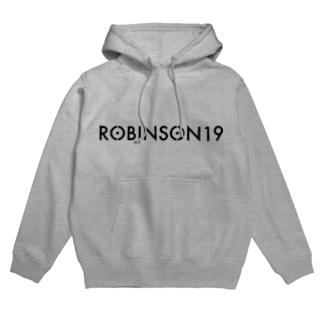 ROBINSON19 Hoodies