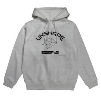 UNSHAPE College パーカー Hoodies