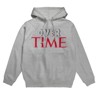 OVER TIME Hoodies